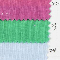 衣服のファブリックおよびジーンズファブリックおよび家具ファブリックのための織物の方法在庫の織物のリネン明白で新しいデザインによって染められるファブリック