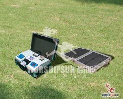 Source électrique de l'énergie solaire portable