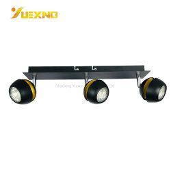 LED GU10 Max50W прожектор углубленную поверхность раунда маленькой площади утюг в регулируемой фонаря направленного света потолочные лампы внутреннего освещения