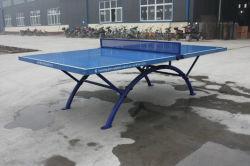옥외 학교 스포츠 탁구 테이블