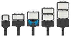 Светильник светодиодный IP66 50W 140 lm/W Bridgelux светодиод для поверхностного монтажа стружки3030 или Лампа Osram SMD5050 Драйвер Inventronics или на улице Sosen лампа экономия электроэнергии до 70% 10 лет гарантии