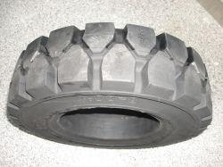 Forklift Shaped Pneu Plein Neumaticos Solidos 825-12 Solid Tyres