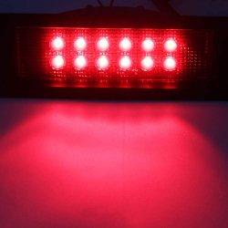 LED 제 3 의 브레이크 라이트 방수 LED 까만 렌즈 후방 높은 거치된 테일 정지 램프