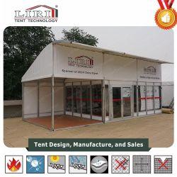 Tenda Per Eventi Commerciali Utilizzata Nella Campagna E Nella Pubblicità All'Aperto