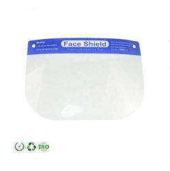 PPE van de Bescherming van het Schild van het gezicht het Plastic Transparante Volledige TandElastiekje van de Dekking van de Manier van het Vizier van het Masker In het groot Volledige Opnieuw te gebruiken Wasbare Transparante Regelbare