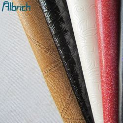 Zacht pakket wandbekleding voor nachtkastjes Decoratief PU PVC kunstleder