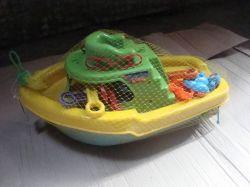 Los juguetes de jugar en la arena en stock