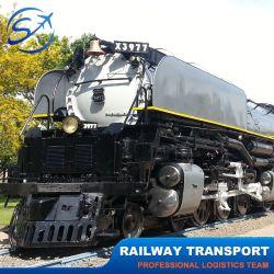 China naar het Verenigd Koninkrijk trein vervoer Spoorweg scheepvaart Business deur naar Deurservice