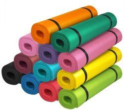 Gute verkaufen Yoga-Matte Faltbar mit Double Color Serie Yoga-Matte, perfekt für Yoga-Sport