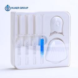 FDA бесплатные образцы Carbamide пероксида водорода отбеливание зубов комплект системы