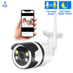 Macchina fotografica intelligente del IP del CCTV di mini di 1080P HD obbligazione esterna del richiamo
