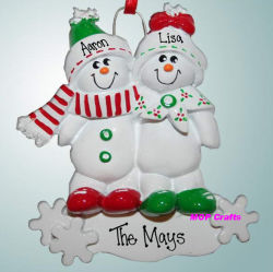 Décoration de Noël de polyresin personnalisés Cadeaux