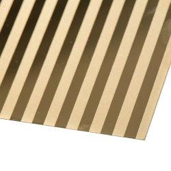 201 304 엘리베이터 장식: 미러 에칭 실버 스틸 제품