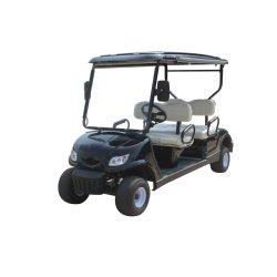 4 Pessoa condução jurídica carrinho de golfe 48V operado a bateria Golf buggies com cinto ajustável