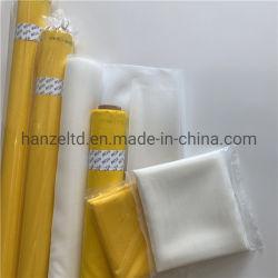 Ineinander greifen-Einzelheizfaden-Leinwandbindung-Polyester-Drucken-Ineinander greifen-Gewebe des Bildschirm-180t