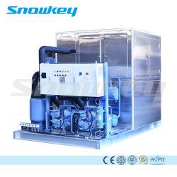 Placa de aluminio Water-Cooled Placa de refrigeración directa Ice maker