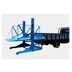 Les quais de chargement Rampe de triage Portable Portable rampe rampe mobile Dock Dock de rampes de chargement mobile en aluminium Rampes de triage d'équipements de construction
