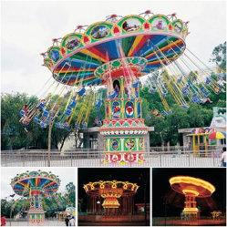 Hot vendre Amusement Park grande vague d'équipement Swinger. (JS0011)