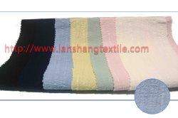 Le Tencel jacquard de toile de lin pour la tenue vestimentaire jupe enduire Home Textile.