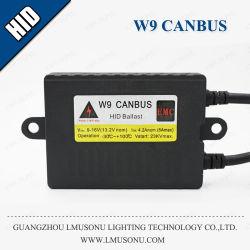Ас с ксеноновыми лампами высокой интенсивности тонкий W9 Canbus балласт 35W