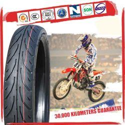 2.25-17 페루를 위한 최고 4개의 바퀴 압축 공기를 넣은 기관자전차 타이어 또는 타이어