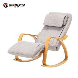 يسترخي [فون] [مينغ] [3د] [فولدبل] خشبيّة وقت فراغ أريكة يهزّز تدليك [ركلينر] كرسي تثبيت