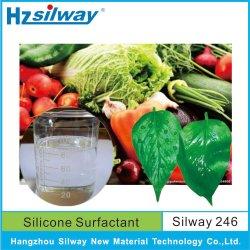 Silway 246 polysiloxane etoxyate Trisiloxane Spring에 대한 농도습