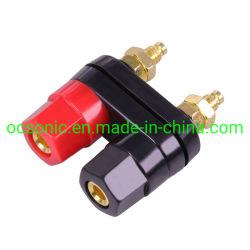 ターミナルBinding Post Amplifier Dual Copper双方向のBanana Plugジャック