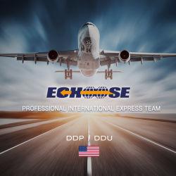 خدمة الطيران الدولية، وصول محترف إلى أمريكا