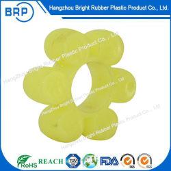 Almohadilla de amortiguador de goma elástica Plum Blossom PU Spider para acoplamientos Mt/ml