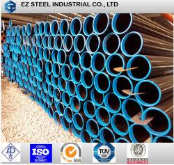 API 5L/ASTM A53 ERW schweißte Rohr-normales Ende für Wasser-Transport-Stahlgefäß-Hersteller