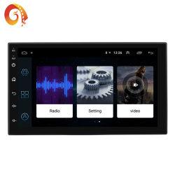 Jyt double DIN voiture 7 pouces de navigation GPS 7168c dans le tableau de bord Voiture Lecteur de DVD avec écran tactile de l'autoradio Bluetooth USB SD Radio MP3 et de la vidéo Le lecteur de voiture