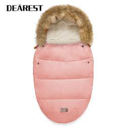 赤ん坊暖かい旅行寝袋、綿および厚い寝袋