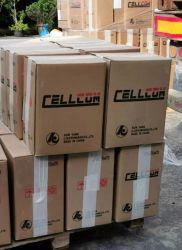 AC-3000e Cellcom Treibmittel für EVA-Schuhe