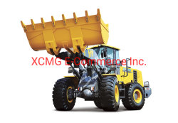 XCMG 5 Emmer van de Lading 5000kg van de Lader van het Wiel van de Ton de Zl50gn Geschatte 3m3