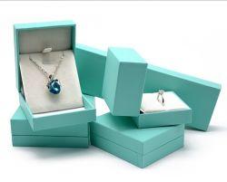 Kundenspezifische steife Papierschmucksache-Ring-Geschenk-Kasten-Uhr-Kasten-hängende Kasten-Schmucksache-verpackenkasten-Halsketten-Kasten-Armband-Kasten-Ohrring-Kasten-Großverkauf
