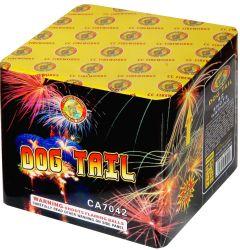 42shots het Vuurwerk van de Cake van de Viering van de Gebeurtenissen van de Toelage van de Staart van de hond