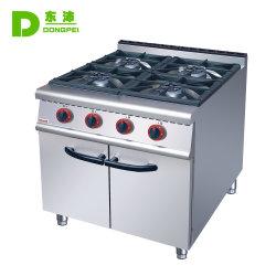 Kooktoestel van het Gas van het Fornuis van het restaurant het Kokende van het Koken van Apparatuur