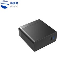 Universele USB-oplaadadapter voor op reis slimme oplader voor mobiele telefoons