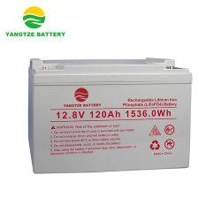 Cella di SANYO della batteria di LiFePO4 48V 120ah