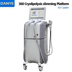 360 het Vette Bevriezen van de Machine van het Vermageringsdieet Cryolipolysis in Guangzhou