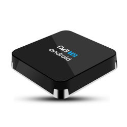 Junuo DVBT2 Combo hybride Android TV Box
