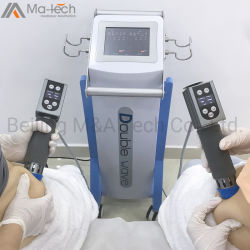 2019 am neuesten /Treatment-Physiotherapie-Stoßwelle-Maschine körperlichen der Therapie der Griff-Stoßwelle-verdoppeln aufrichtbare Funktionsstörung-Therapy/ED
