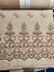 Polsterung-Sofa-Gewebe und Vorhang-Gewebe, Hauptgewebe, Stickerei-Prozess, Karikatur-Muster, Kinder, Tuch schattierend, Großverkauf, Chusion, Dekoration