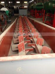 Lavadora espiral de la maquinaria de minería de datos para la planta de lavado de arena de sílice