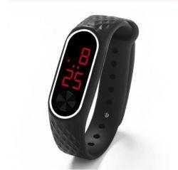 Riem van de Horloges van de Geschiktheid van de Teller van de Stap van de Pedometer van het Silicone van de Armband van de Vervanging van de Riem van de Band van het Polshorloge van kinderen de Slimme