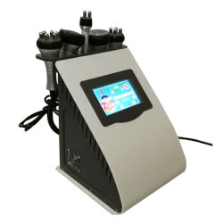 La pérdida de peso vacío RF La cavitación de la máquina de belleza para el cuerpo Kim 8 Sistema de adelgazamiento (S03)