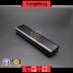 カジノの火かき棒表によってアップグレードされる充満無線チップ黒の機密保護の探知器のカジノ紫外線チップレジ係(YM-CE04)