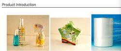 장난감 포장을%s 중국 공장 열 수축 Polyolefin 수축 필름