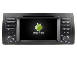 Witson Quad-Core Android 9.0 Auto DVD GPS voor BMW E39 (1995-2003) M5 (1995-2003) X5 (2000-2007) E53 (2000-2007) 2 G DDR3 RAM Geheugen